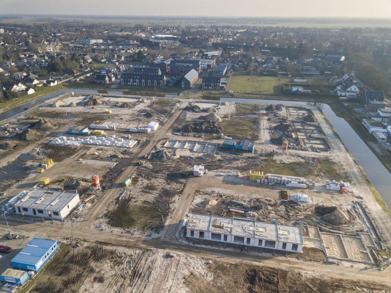 Gasloze wijk Geerpark groeit door