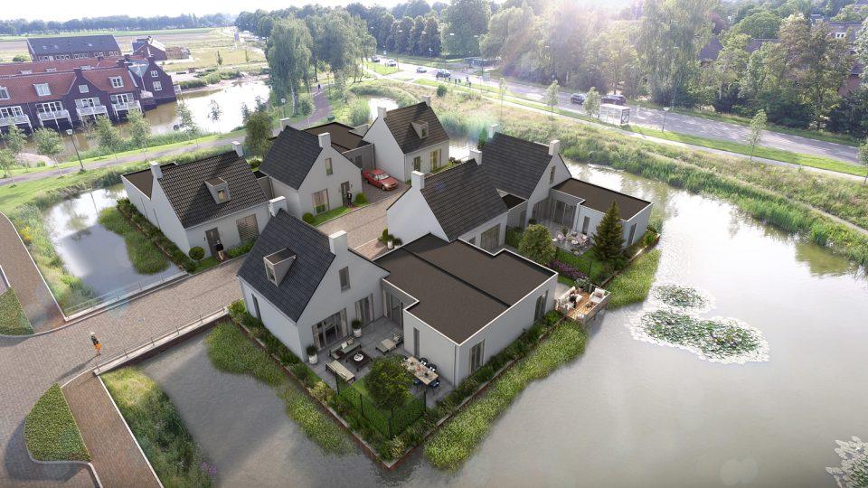 Eerste woningen project Rietland verkocht