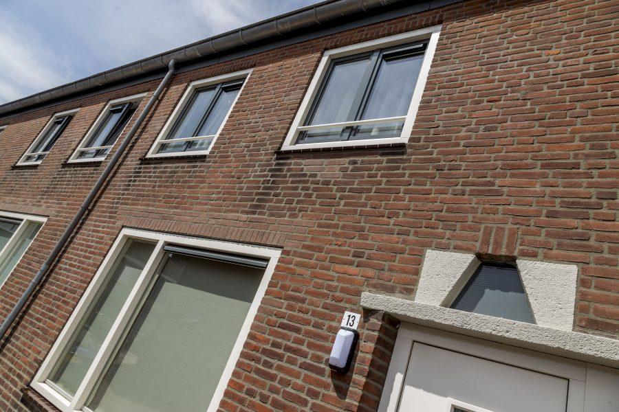 15 woningen schilrenovatie Pater Ruttenstraat