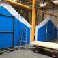 prefab houtconstructies Irenestraat Boekel