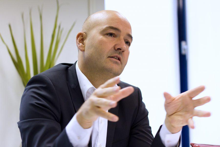 René Beks bestuurslid NVB Bouw Zuid-Nederland