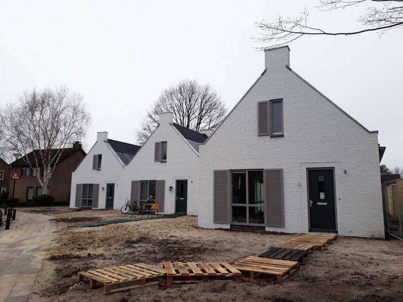 Nieuwbouwproject Hofmeester in Haaren opgeleverd