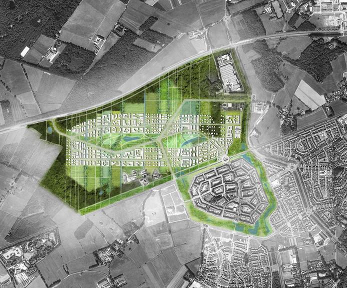 140 Plus-Op-de-Meterwoningen in slimme wijk Brainport Smart District
