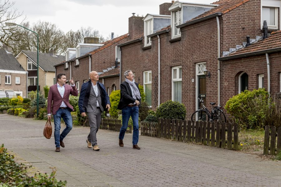Bestaande woningen als donor in circulair nieuwbouwproject Waalre