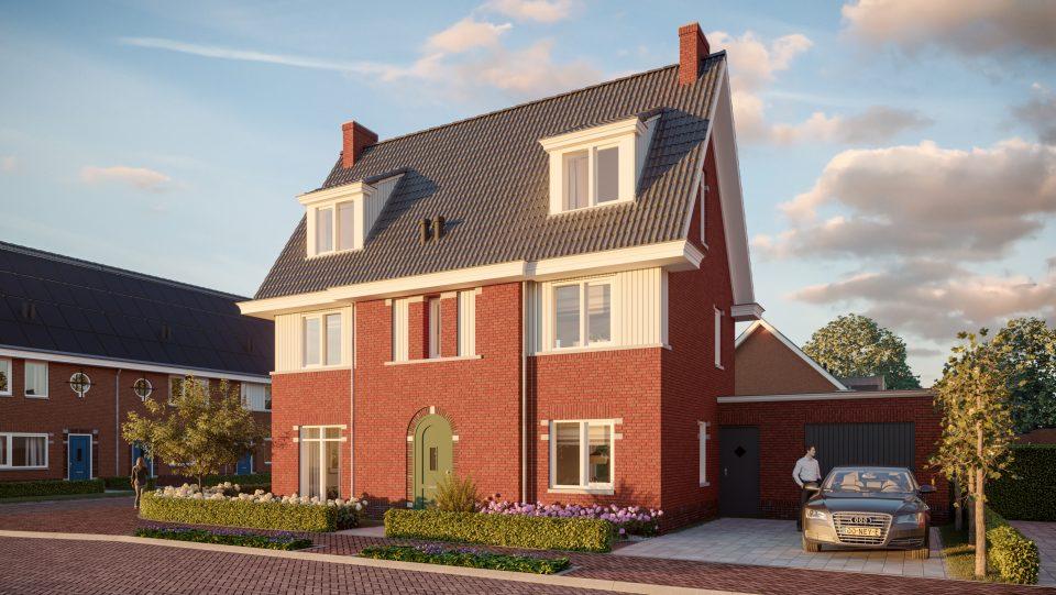 Laatste fase project Goede Morgen in Vlijmen nu in verkoop