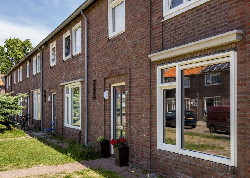 62 woningen groot onderhoud Gildenhof e.o.